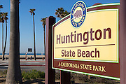 Huntington State Beach Orange County California