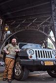 Public Speaker Kris Connor and his 2010 Jeep Wrangler