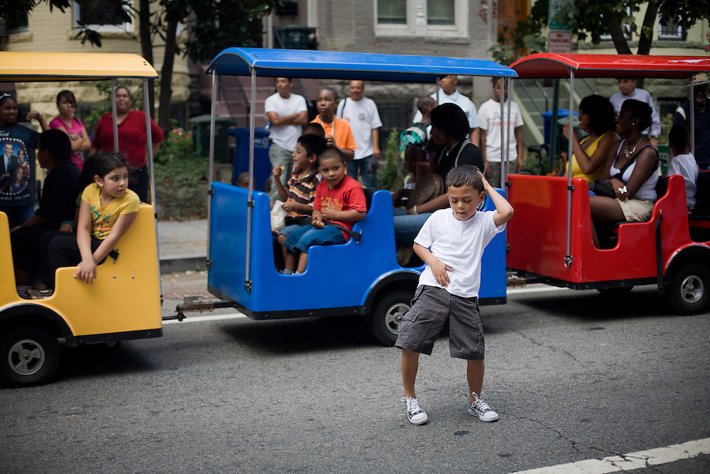 Neighborhood Block Party, Washington, DC