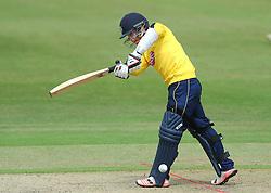 Adam Wheater of Hampshire  - Photo mandatory by-line: Dougie Allward/JMP - Mobile: 07966 386802 - 14/07/2015 - SPORT - Cricket - Cheltenham - Cheltenham College - Natwest T20 Blast