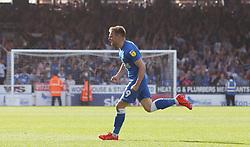 Matt Godden of Peterborough United celebrates scoring his equalising goal - Mandatory by-line: Joe Dent/JMP - 22/04/2019 - FOOTBALL - ABAX Stadium - Peterborough, England - Peterborough United v Sunderland - Sky Bet League One
