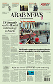 October 14, 2021 - ASIA-PACIFIC: Front-page: Today's Newspapers In Asia-Pacific