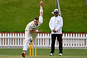 Ollie Newton.<br /> Wellington Firebirds v Canterbury, Round 1 of the 2020-2021 Plunket Shield domestic cricket competition at Basin Reserve, Wellington on Wednesday 21st October 2020.<br /> Copyright photo: Masanori Udagawa / www.photosport.nz