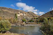 Georgia, Meskheti region, Khertvisi fortress