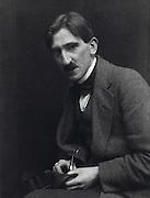 Frederick Niven, author, England, UK, 1912