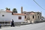 The Church of St. Antonios (St Antony) Limassol Old Town, Cyprus