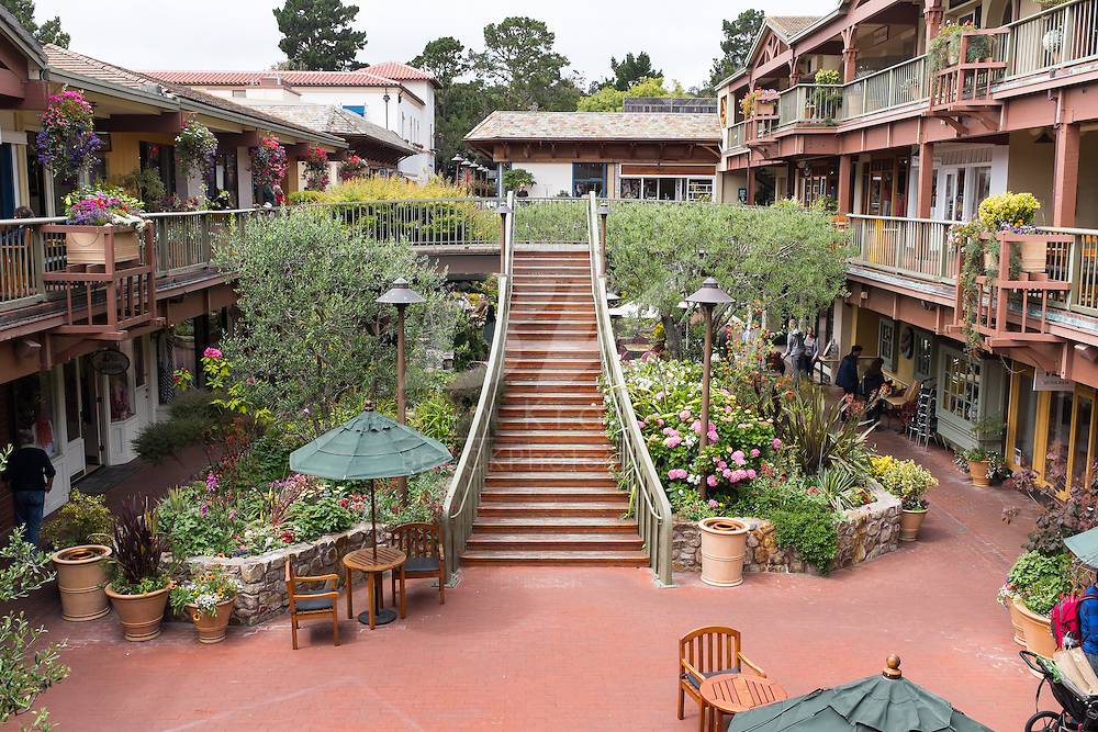 Carmel, California on May 22, 2014.  Photo by Ben Krause