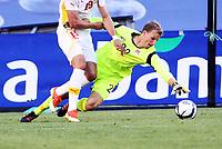 Fotball , 11. juni 2013 , Privatkamp , Norge - Makedonia<br /> Norway - FYR Macedonia 2-0<br /> <br /> Andre Hansen  ,  Norge<br /> Andrè Hansen