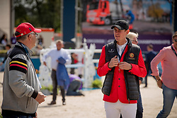 Verlooy Jos, BEL, Weinberg Peter, GER<br /> European Championship Jumping<br /> Rotterdam 2019<br /> © Hippo Foto - Dirk Caremans<br /> Verlooy Jos, BEL, Weinberg Peter, GER