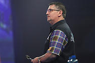 Gary Anderson during the William Hill World Darts Championship Final at Alexandra Palace, London, United Kingdom on 3 January 2021.