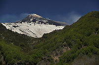 Eastern part of the Etna Volcano, Sicily, Italy
