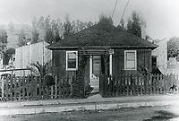 1909 Selig Studios in Edendale, CA