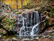 Cascade Fall Patapsco State Park MD