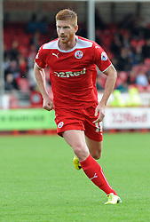 Crawley's Matt Harrold - photo mandatory by-line David Purday JMP- Tel: Mobile 07966 386802 - 11/10/14 - Crawley Town v Peterbourgh United - SPORT - FOOTBALL - Sky Bet Leauge 1  - London - Checkatrade.com Stadium