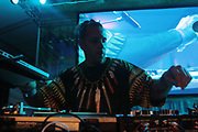 Bridgehampton, New York, NY-July 15: DJ Tony Touch performs during The 2017 RUSH Philanthropic's  Art For Life held at Fairview Farms on July 15, 2017 in Bridgehampton, New York. (Photo by Terrence Jennings/terrencejennings.com)