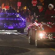 Local leaders participate in the 12th Annual Wilmington Holiday Parade Sunday December 7, 2014 in Wilmington, N.C. (Jason A. Frizzelle)