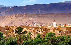 Tineghir in the Todra Valley, Morocco<br /> <br /> (c) Andrew Wilson | Edinburgh Elite media