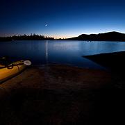 Kayak Camping on Loon Lake, CA 2009