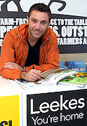 Celebrity chef Gino D'Acampo pictured at an event at Leekes Coventry. Picture by Shaun Fellows / Shine Pix