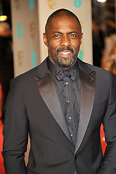Feb. 14, 2016 - London, England - Idris Elba attending The 2016 BAFTA Awards at Covent Garden on February 14 2016 in London, England  (Credit Image: © Famous/Ace Pictures via ZUMA Press)