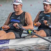 NZ Men Scull @ U23WC19