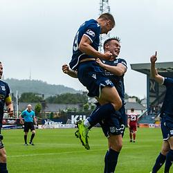 Dundee v Ayr United, Scottish Championship 10/8/2019.