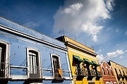Beautiful Buildings in Puebla