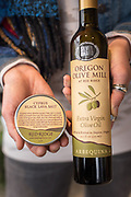 Red Ridge Farm creates gourmet flavored salts and is home to Oregon Olive Mill which create estate milled Extra Virgin Olive Oil.