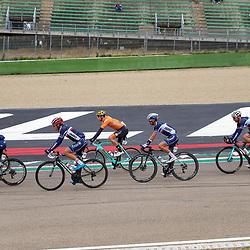 27-09-2020: wielrennen: WK weg mannen: Imola<br /> Pascal Eenkhoorn27-09-2020: wielrennen: WK weg mannen: Imola