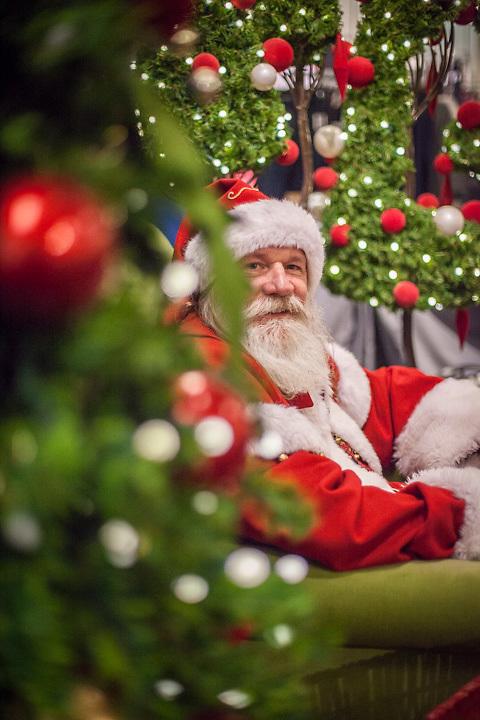 Nordstrom Santa, Anchorage