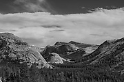 Geology in Yosemite NP, California