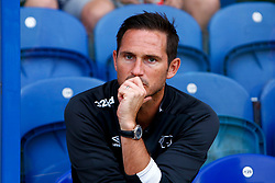 Derby County manager Frank Lampard - Mandatory by-line: Ryan Crockett/JMP - 18/07/2018 - FOOTBALL - One Call Stadium - Mansfield, England - Mansfield Town v Derby County - Pre-season friendly