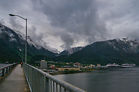Douglas Bridge & Gastineau Channel