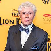 NLD/Scheveningen/20161030 - Premiere musical The Lion King, Jacques d' Ancona