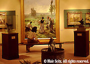 French gallery, Reading Public Museum, Berks Co., PA