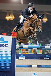 Bruynseels Niels (BEL) - Aluna<br /> Jumping Mechelen 2010<br /> © Dirk Caremans