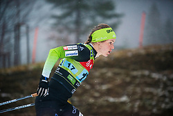 Alenka Cebasek (SLO)  during the ladies team sprint race at FIS Cross Country World Cup Planica 2019, on December 22, 2019 at Planica, Slovenia. Photo By Peter Podobnik / Sportida