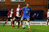 Adam Thomas. Stockport County FC 2-2 Altrincham FC. Vanarama National League. 2.1.21