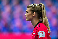 Tess Wester of Netherlands in action during the Women's EHF Euro 2020 match between Croatia and Netherlands at Sydbank Arena on december 06, 2020 in Kolding, Denmark (Photo by RHF Agency/Ronald Hoogendoorn)