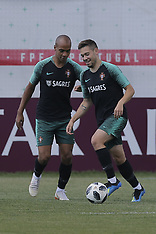 Portugal Training and Press Conference - 28 June 2018