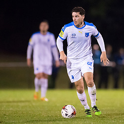 BRISBANE, AUSTRALIA - AUGUST 23:  during the Westfield FFA Cup Round of 16 match between Moreton Bay Jets and Gold Coast City on August 23, 2017 in Brisbane, Australia. (Photo by Patrick Kearney)