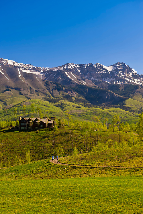 Telluride Mountain Village, Telluride, Colorado USA