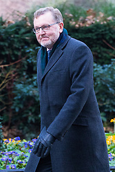 Downing Street, London, January 17th 2017. Scotland Secretary David Mundell arrives at the weekly cabinet meeting at 10 Downing Street.