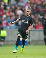 Football - 2019 / 2020 pre-season friendly - Liverpool vs. Napoli<br /> <br /> Harvey Elliot of Liverpool in action, at Murrayfield, Edinburgh.<br /> <br /> COLORSPORT/BRUCE WHITE