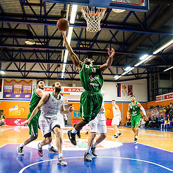 20170218: SLO, Basketball - SPAR Cup 2016/17, Semifinals, KK Zlatorog Lasko vs KK Union Olimpija