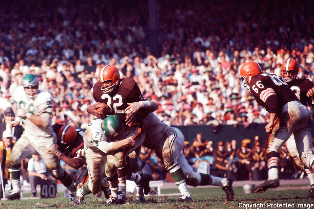 Historical photo of Cleveland Browns