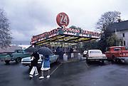 CS02531. Bonnie's Hamburgers. Nineteenth & Lovejoy. 1972