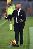 Stefano Colantuono Udinese <br /> Roma 28-10-2015 Stadio Olimpico Football Calcio Serie A 2015/2016 AS Roma - Udinese Foto Andrea Staccioli / Insidefoto