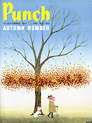 Punch (Front cover, 19 September 1962)