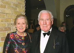 LORD & LADY KING OF WARTNABY at a fashion show in London on 12th May 1998.MHL 6